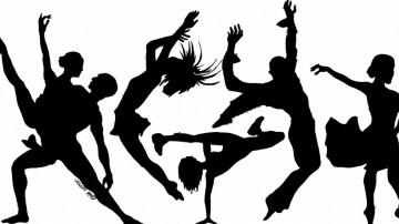 Taniec integracyjny z czapeczką