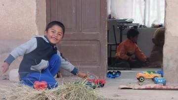 Do przedszkola marsz! Historia Ani, która poszła do boliwijskiego przedszkola.