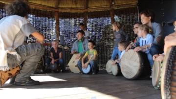 Rodzinne spotkanie w Wioskach Świata