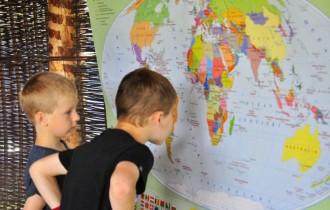 Warsztaty rodzinne w Wioskach Świata Wielkie Wyprawy z Misyjkiem!