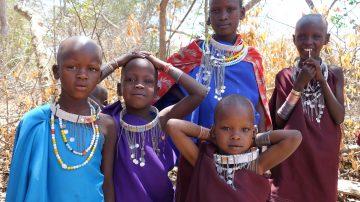 Szkoła w krainie Króla Lwa. Opowieść ze wschodniej Afryki.