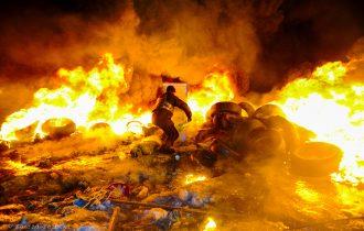 Ukraina. Rewolucja Godności.