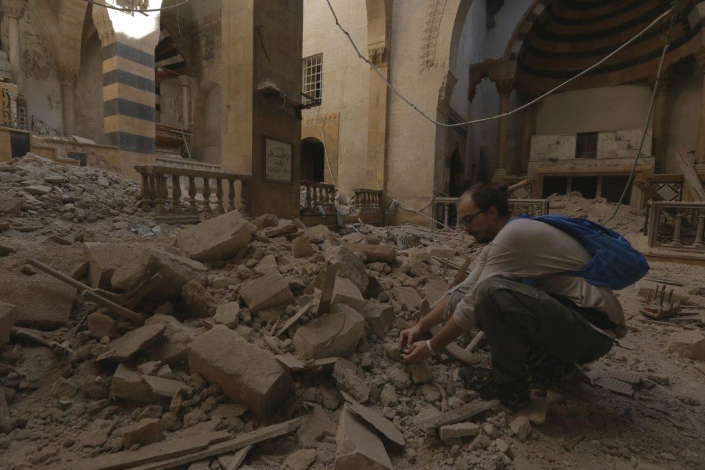 Aleppo w obliczu wojny