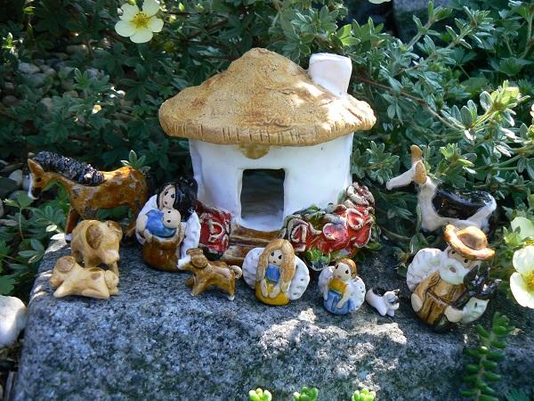 ceramiczna wioska
